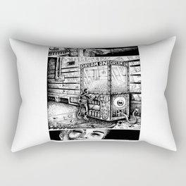 DREAM ON Rectangular Pillow