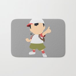 Ness(Smash)Fuel Bath Mat