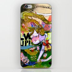 lvl up iPhone & iPod Skin