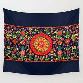 Wayuu Tapestry - I Wall Tapestry