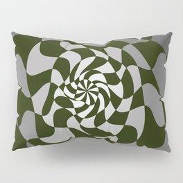 Optical Art Pillow Sham