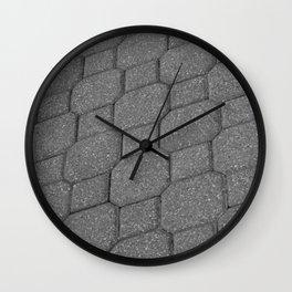 Pavers at Purdue Wall Clock