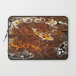 Grate Koi! Laptop Sleeve
