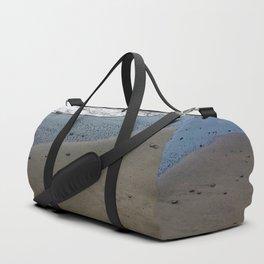 Black sand beach, El Salvador 2 Duffle Bag