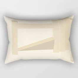 Shape study #13 - Stackable Collection Rectangular Pillow