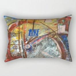 Logic 100 Rectangular Pillow