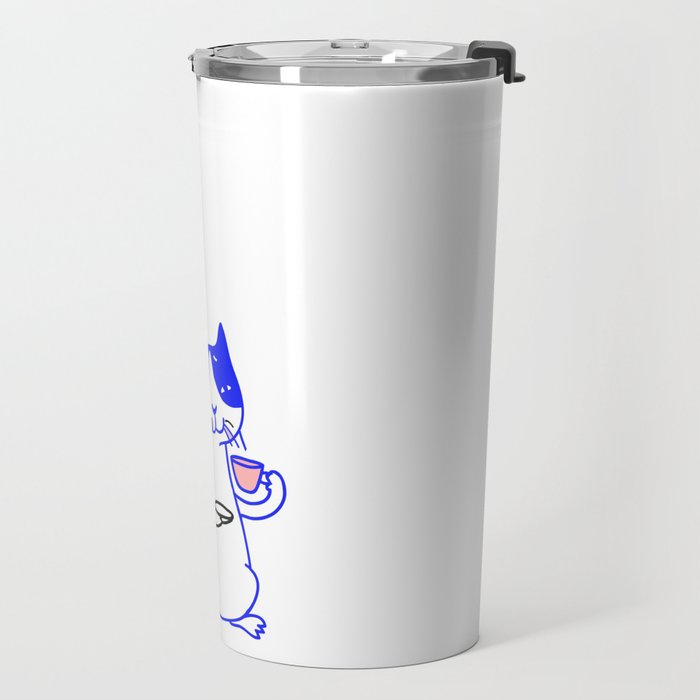 Adulting Sucks Travel Mug