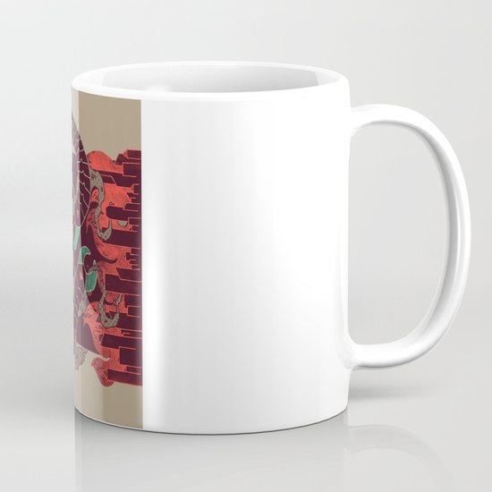 Operate, Annihilate Mug