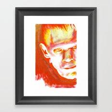Frankenstein, What Eternity Is Framed Art Print