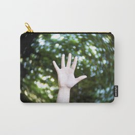 Human Nature Carry-All Pouch