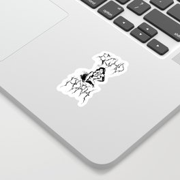 Echo Pork - Hula Sticker