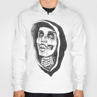 day of the dead Hoodies featuring Dead by Omar Guzman