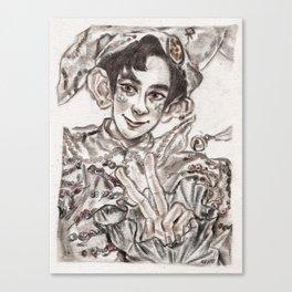 Christmas-yeol Canvas Print