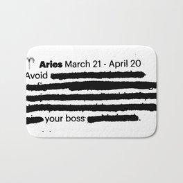 Aries 1 Bath Mat