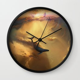 Infinite Dreams Wall Clock
