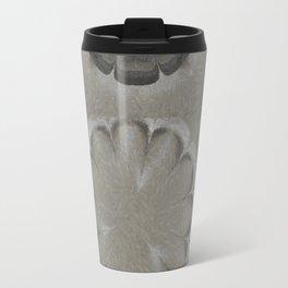 Untenableness Unveiled Flower  ID:16165-132836-04120 Travel Mug