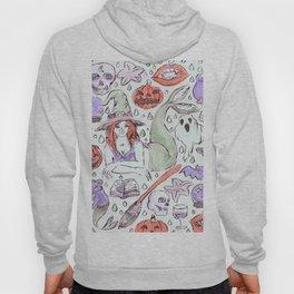 halloween mermaid Hoody