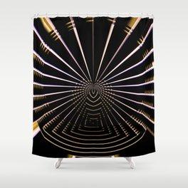 Film Noir, 2490h Shower Curtain