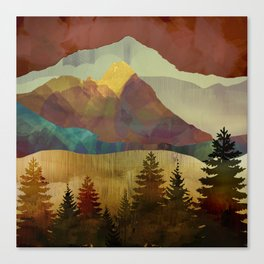 Autumn Sky Canvas Print