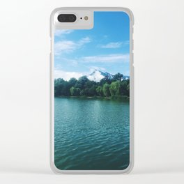 Salzburg Clear iPhone Case