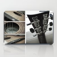 guitar iPad Cases featuring Guitar by TJAguilar Photos