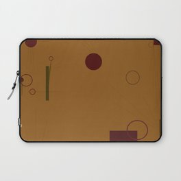 Vibrations of the Sun Laptop Sleeve