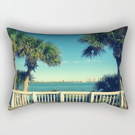 Port Orange, FL Rectangular Pillow
