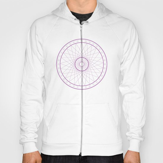 Anime Magic Circle 15 Hoody