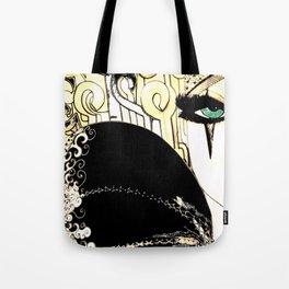 HIPPODROME HARLEQUIN PIERROT Tote Bag