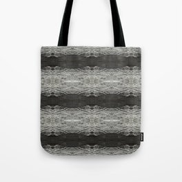 Oak Tree Bark Horizontal Nature Pattern by Debra Cortese Designs Tote Bag