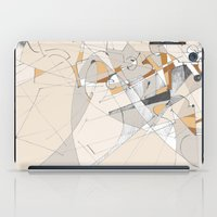 sketch iPad Cases featuring Sketch by ARau