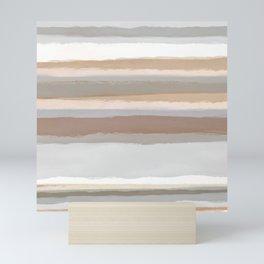 Strips 5 Mini Art Print