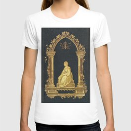 Woman in Gold Book Cover T-shirt