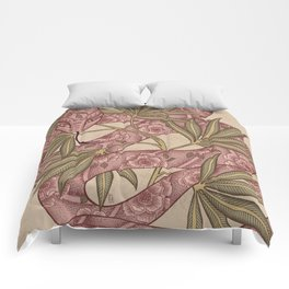 The snake Comforters