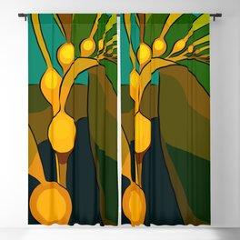 Giant Kelp Blackout Curtain