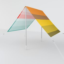 Color Stripes Sun Shade