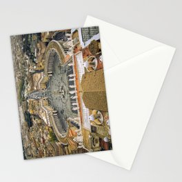 Piazza San Pietro, Vatican Stationery Cards