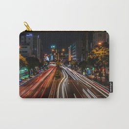 Naha Traffic in Color Carry-All Pouch