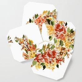 Autumn Crescent Coaster