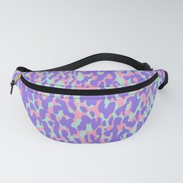 Funky Camo Fanny Pack