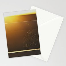 WHEN THE SUN GOES DOWN. Stationery Cards