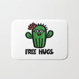 Free Hugs Bath Mat