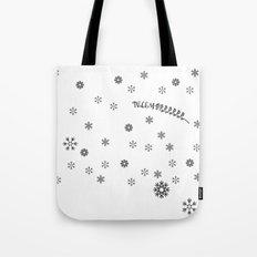 december Tote Bag