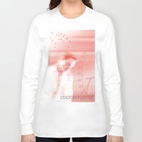 actor Long Sleeve T-shirts featuring Colton Haynes - Actor by Sherazade's Graphics