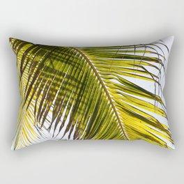 Pretty Palm Rectangular Pillow
