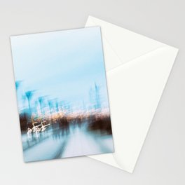 Malmo In Motion 4 Stationery Cards