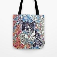 Here Kitty Kitty Tote Bag