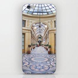 Galerie Vivienne iPhone Skin