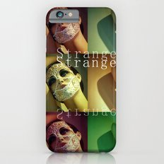 Strange Model Slim Case iPhone 6s