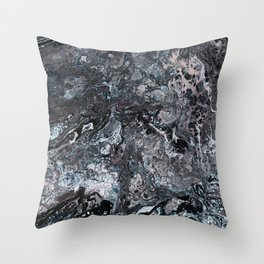 With the Stones Throw Pillow